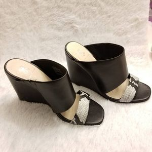 Summer Slip-on Shoes with Open-Toe